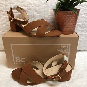 BC Footwear - Cognac Sandals